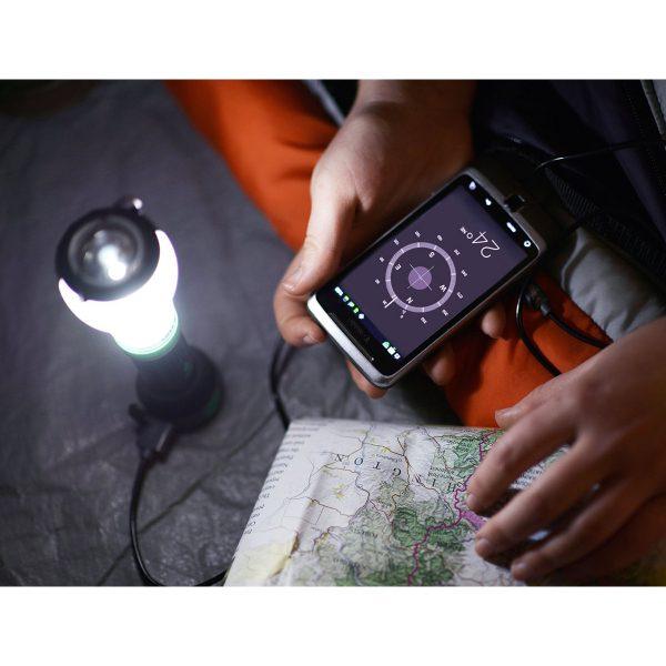 lampe lanterne de poche