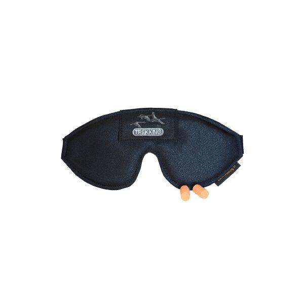 masque de sommeil noir total 9120
